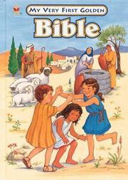 My very first golden Bible PDF