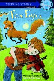 Fox Eyes (A Stepping Stone Book(TM)) PDF