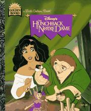 Disney&#39;s the Hunchback of Notre Dame by Justine Korman