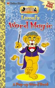 Lionel's Word Magic (Between the Lions) PDF
