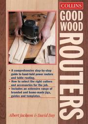 Collins Good Wood Routers PDF