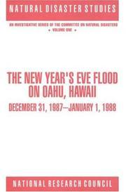 The New Year's Eve Flood on Oahu, Hawaii PDF