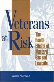 Veterans At Risk PDF
