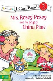 Mrs. Rosey-Posey and the chocolate cherry treat by Robin Jones Gunn