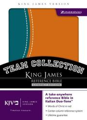 KJV Compact Reference Team Collection PDF