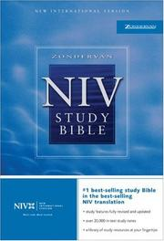 Zondervan NIV Study Bible, Indexed PDF