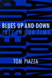 Blues Up and Down by Tom Piazza