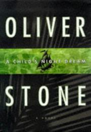 Cover of: A child's night dream by Oliver Stone