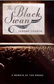 Cover of: The black swan by Jerome Charyn