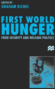 First World Hunger by Graham Riches