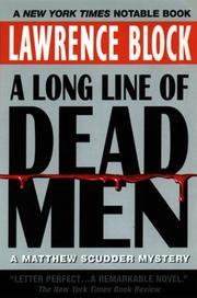 A long line of dead men PDF