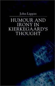 Humour and Irony in Kierkegaard's Thought by John Lippitt