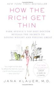 How the Rich Get Thin PDF