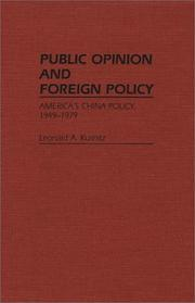 Public opinion and foreign policy PDF