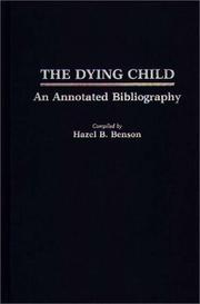 The dying child PDF