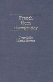 French horn discography by Michael Hernon