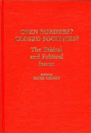 Open Borders? Closed Societies? PDF