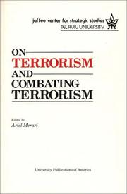 On Terrorism and Combating Terrorism PDF