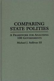 Comparing state polities PDF