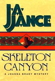 Skeleton canyon by Judith A. Jance
