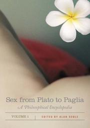 Sex from Plato to Paglia PDF