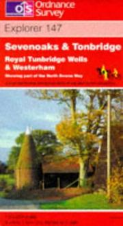 Sevenoaks and Tonbridge, Royal Tunbridge Wells and Westerham PDF
