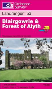 Blairgowrie and Forest of Alyth PDF