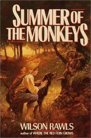 Summer of the monkeys PDF