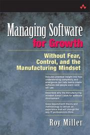Managing Software for Growth PDF