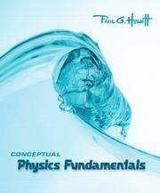 Cover of: Conceptual Physics Fundamentals by Paul G. Hewitt