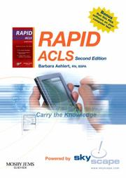 RAPID ACLS - CD-ROM PDA Software Powered by Skyscape PDF