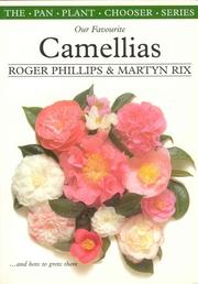 Camellias (Plant Chooser) PDF