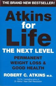 Atkins for Life by Atkins, Robert C.