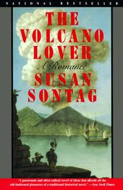 Cover of: The volcano lover by Susan Sontag