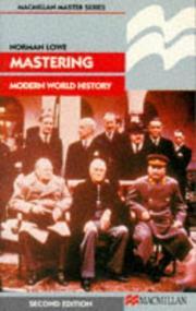 Mastering Modern World History (Master) PDF