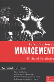 Introduction to Management PDF