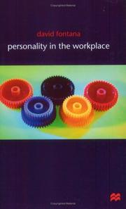 Personality in the Workplace PDF