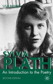 Sylvia Plath by Susan Bassnett