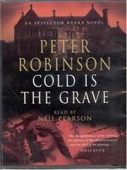 Cold Is the Grave (ISI lecture notes) Peter Robinson