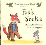 Fox's Socks (Tales from Acorn Wood) PDF