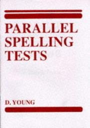 The Parallel Spelling Tests PDF
