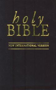 NIV Pocket Bible PDF