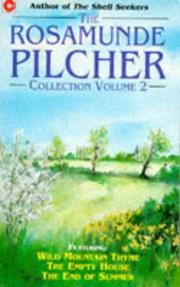 Cover of: The Rosamunde Pilcher Collection (Coronet Books) by Rosamunde Pilcher
