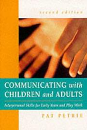 Communicating with Children & Adults PDF