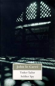 Cover of: Tinker Tailor Soldier Spy by John le Carré