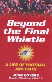 Beyond the Final Whistle PDF