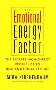 The Emotional Energy Factor PDF
