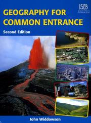 Geography for Common Entrance PDF