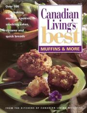 MUFFINS &amp; MORE Canadian Living&#39;s Best by Elizabeth and the Food Writers of CANADIAN LIVING Magazine BAIRD