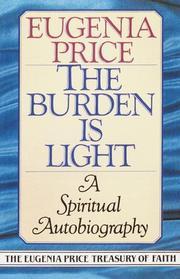 The burden is light PDF